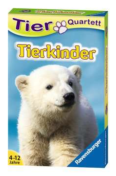 Tierkinder Spiele;Kartenspiele - Bild 1 - Ravensburger