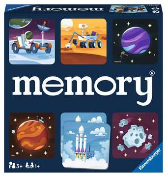 Grand memory® L espace Jeux éducatifs;Loto, domino, memory® - Image 1 - Ravensburger