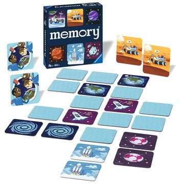 Grand memory® L espace Jeux éducatifs;Loto, domino, memory® - Image 2 - Ravensburger