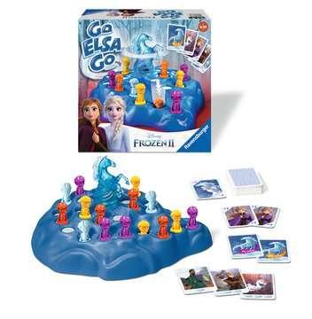 Disney Frozen 2 Go Elsa Go Games;Children s Games - image 2 - Ravensburger