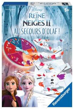 Au secours d Olaf ! Disney La Reine des Neiges 2 Jeux de société;Jeux enfants - Image 1 - Ravensburger