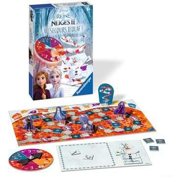 Au secours d Olaf ! Disney La Reine des Neiges 2 Jeux de société;Jeux enfants - Image 2 - Ravensburger