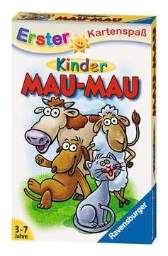 Kinder Mau Mau Spiele;Kartenspiele - Bild 1 - Ravensburger
