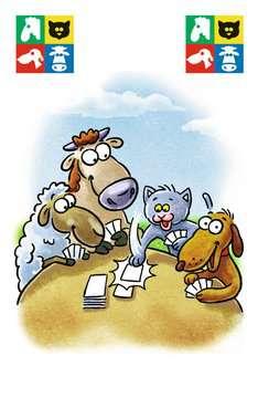 Kinder Mau Mau Spiele;Kartenspiele - Bild 3 - Ravensburger