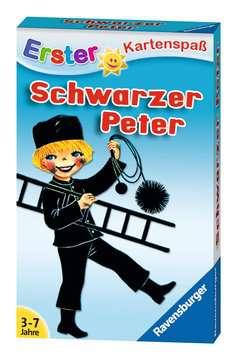 Schwarzer Peter - Kaminkehrer Spiele;Kartenspiele - Bild 1 - Ravensburger