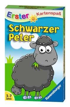 20432 Kartenspiele Schwarzer Peter - Schaf von Ravensburger 1