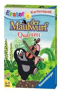 Der Maulwurf-Quartett Spiele;Kartenspiele - Bild 1 - Ravensburger