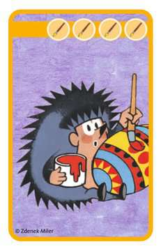 20435 Kartenspiele Der Maulwurf-Quartett von Ravensburger 4