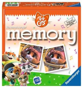 44 Cats memory® Spiele;Kinderspiele - Bild 1 - Ravensburger