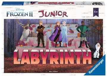 Frozen 2 Junior Labyrinth Spil;Børnespil - Billede 1 - Ravensburger