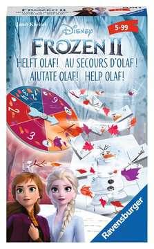 Frozen 2: Help Olaf! Spellen;Pocketspellen - image 1 - Ravensburger