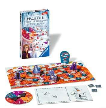 20528 Mitbringspiele Disney Frozen 2 Helft Olaf! von Ravensburger 2