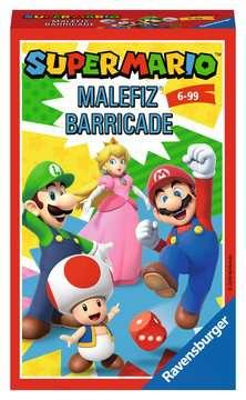 Super Mario Barricade Jeux;Mini Jeux - Image 1 - Ravensburger