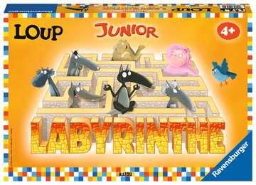 Labyrinthe Junior Loup Jeux de société;Jeux enfants - Image 1 - Ravensburger