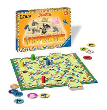 Labyrinthe Junior Loup Jeux de société;Jeux enfants - Image 2 - Ravensburger