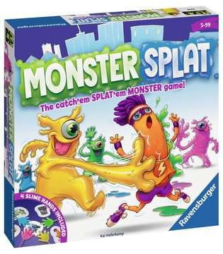 Monster Splat Games;Children s Games - image 1 - Ravensburger
