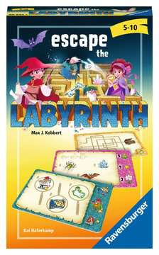 20543 Mitbringspiele Escape the Labyrinth von Ravensburger 1