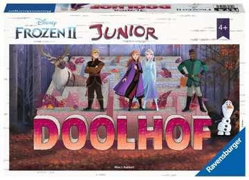 Frozen 2 Junior Doolhof Spellen;Vrolijke kinderspellen - image 1 - Ravensburger