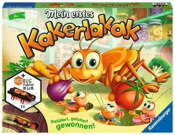 20548 Kinderspiele Mein erstes Kakerlakak von Ravensburger 1