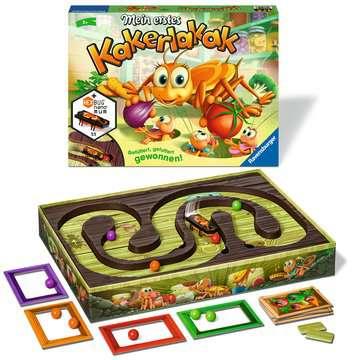 20548 Kinderspiele Mein erstes Kakerlakak von Ravensburger 3