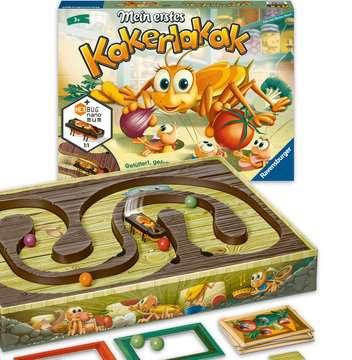 20548 Kinderspiele Mein erstes Kakerlakak von Ravensburger 4