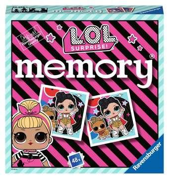 L.O.L. Surprise mini memory® Giochi;Giochi educativi - immagine 1 - Ravensburger