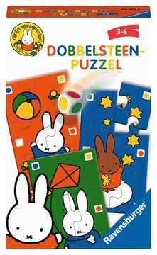 nijntje dobbelsteen-puzzel Spellen;Pocketspellen - image 1 - Ravensburger