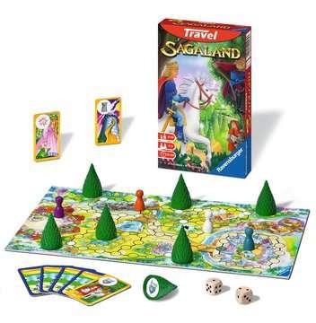 Sagaland travel game Juegos;Travel games - imagen 2 - Ravensburger