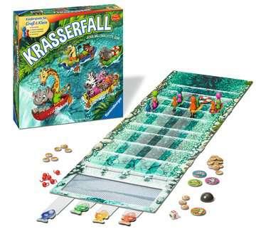 Krasserfall Spiele;Kinderspiele - Bild 2 - Ravensburger