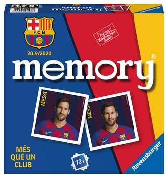 memory® FC Barcelona Giochi;Giochi educativi - immagine 1 - Ravensburger