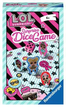 L.O.L. Surprise!™ Surprise Dice Game Spellen;Pocketspellen - image 1 - Ravensburger