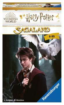 Harry Potter Sagaland Spellen;Pocketspellen - image 1 - Ravensburger