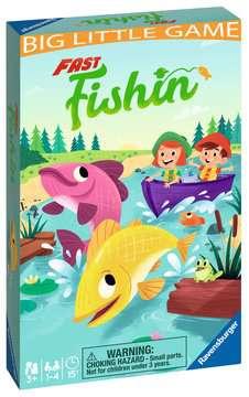Fast Fishing Travel Game Games;Educational Games - image 1 - Ravensburger