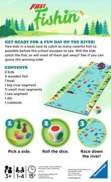 Fast Fishing Travel Game Games;Educational Games - image 2 - Ravensburger