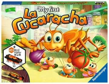 My first La Cucaracha 3+ Spellen;Vrolijke kinderspellen - image 1 - Ravensburger