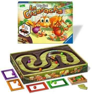 My first La Cucaracha 3+ Spellen;Vrolijke kinderspellen - image 2 - Ravensburger