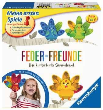 20587 Kinderspiele Feder-Freunde von Ravensburger 1