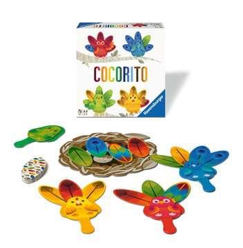 Cocorito Spellen;Vrolijke kinderspellen - image 3 - Ravensburger