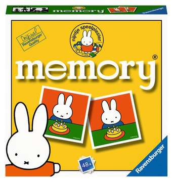 nijntje 65 jaar mini memory® Spellen;memory® - image 1 - Ravensburger