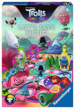 Trolls World Tour Let s Save Music Game Games;Children s Games - image 1 - Ravensburger