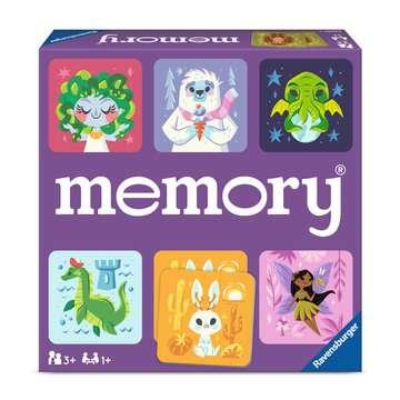 Cute Monsters memory® Games;Children's Games - image 1 - Ravensburger