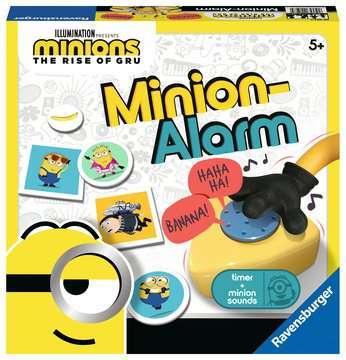 Minions 2 Minion-Alarm Jeux de société;Jeux enfants - Image 1 - Ravensburger