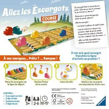 Allez les escargots Jeux de société;Jeux enfants - Image 2 - Ravensburger