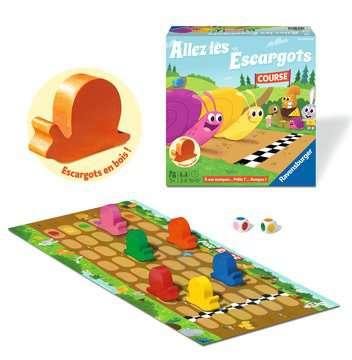 Allez les escargots Jeux de société;Jeux enfants - Image 4 - Ravensburger