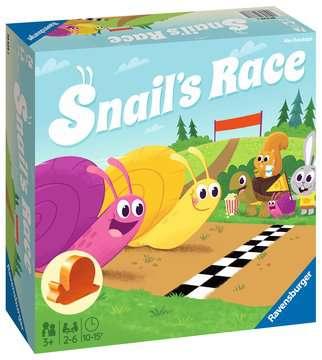 Snail's Race Spellen;Spellen voor het gezin - image 1 - Ravensburger