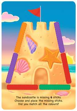 abc sand with me Games;Educational Games - image 6 - Ravensburger