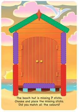 abc sand with me Games;Educational Games - image 8 - Ravensburger