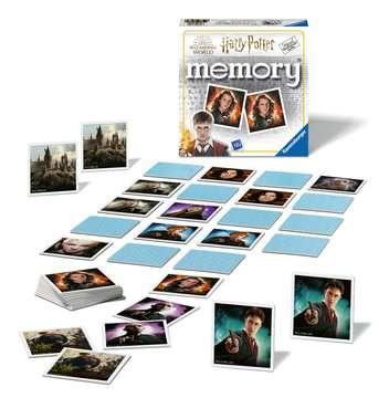 Harry Potter memory® Spil;Børnespil - Billede 2 - Ravensburger