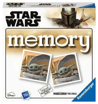 20671 Kinderspiele STAR WARS The Mandalorian memory® von Ravensburger 1