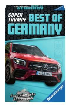 20688 Kartenspiele Best of Germany von Ravensburger 1